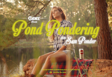 Pond Pondering with Sam Ponder